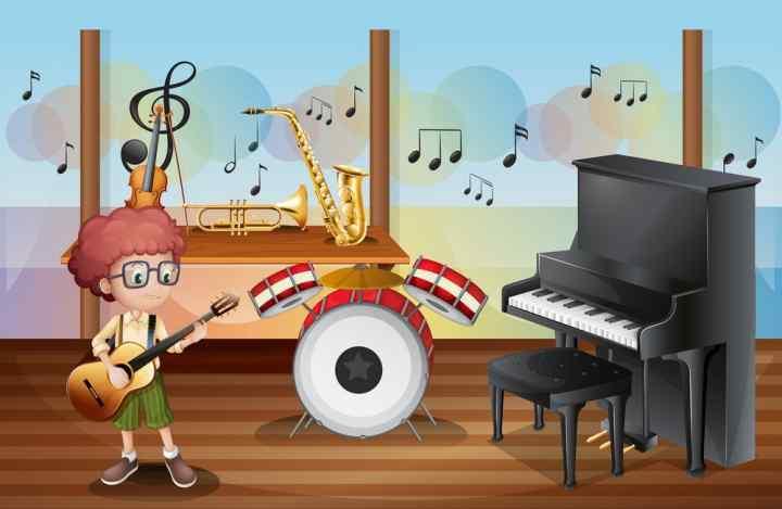 موسیقی برای انیمیشن