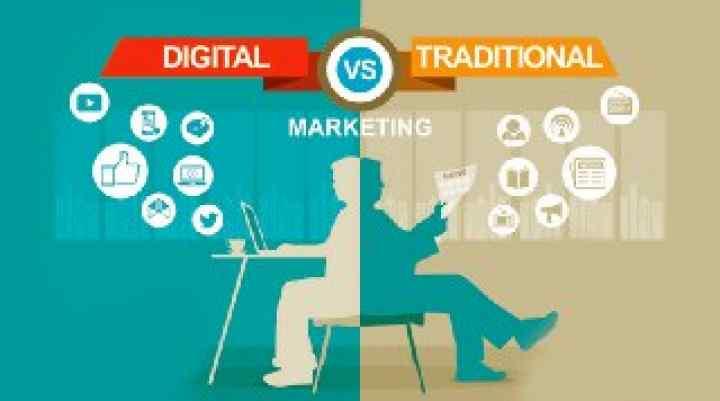 بازاریابی سنتی یا  مدرن
